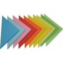 Paper Triangles (Pk 720)