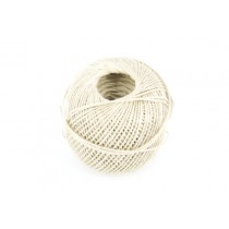 Jute (Hemp String) Twine  NATURAL 2.5/2 PLY 100 GM/ROLL